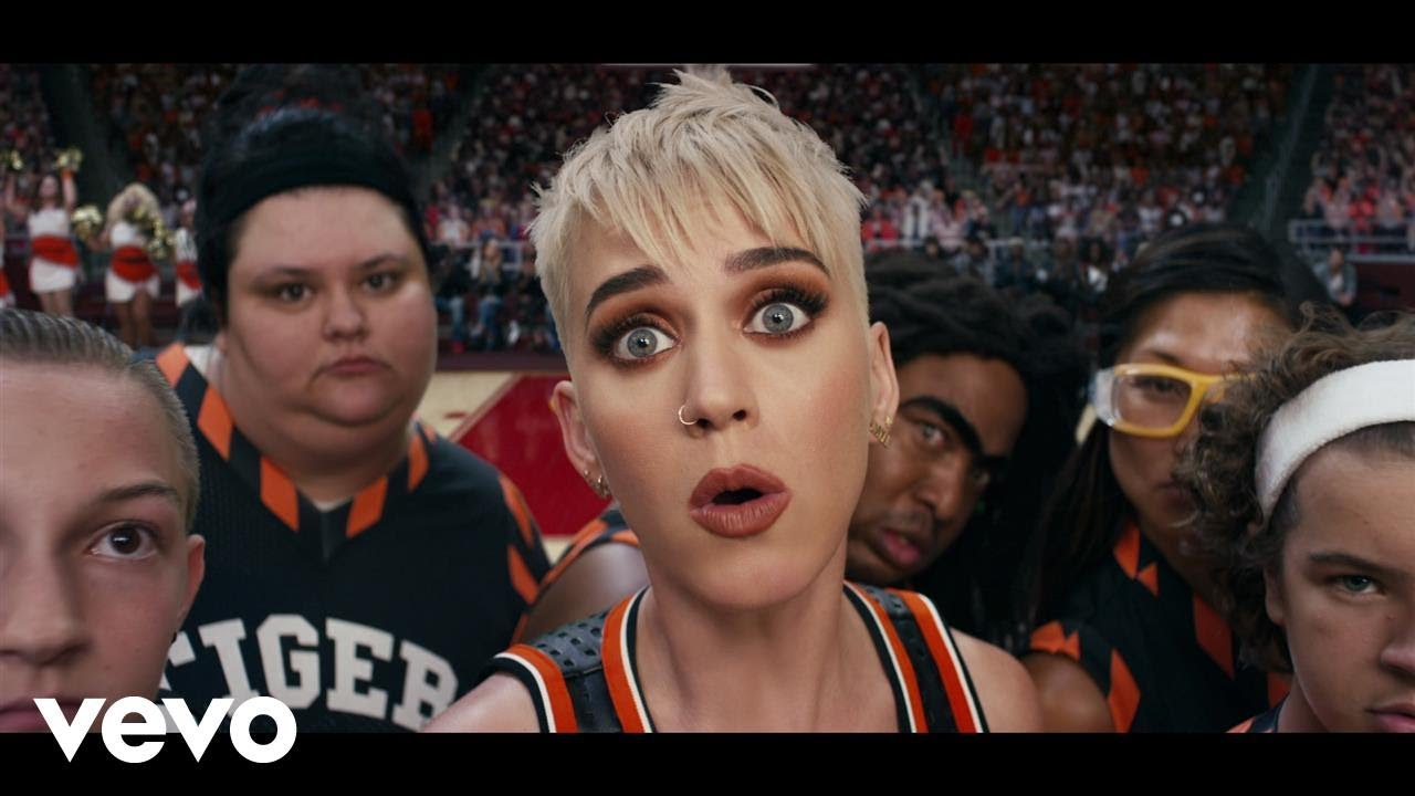 Katy Perry Ft Nicki Minaj – Swish Swish