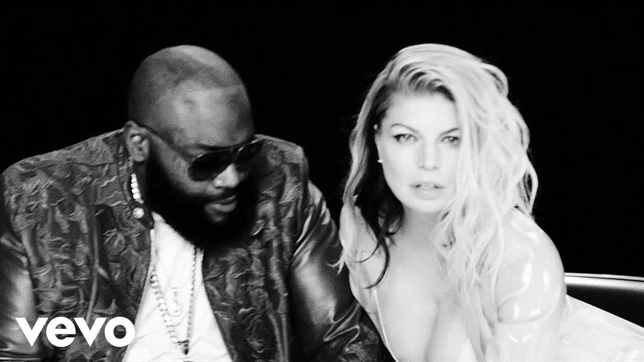 Fergie Ft Rick Ross – Hungry