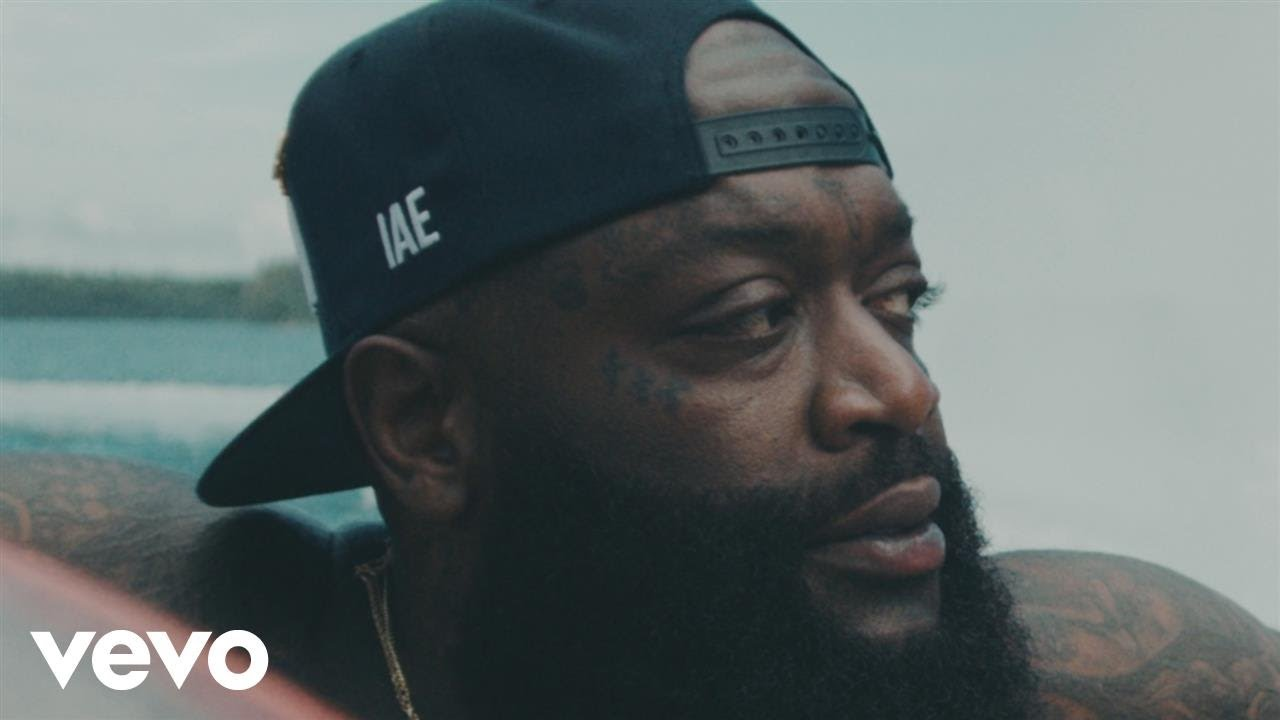 Rick Ross Ft Meek Mill & Anthony Hamilton – Lamborghini Doors
