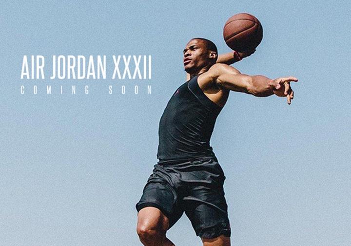 Os presentamos las nuevas Air Jordan XXXII