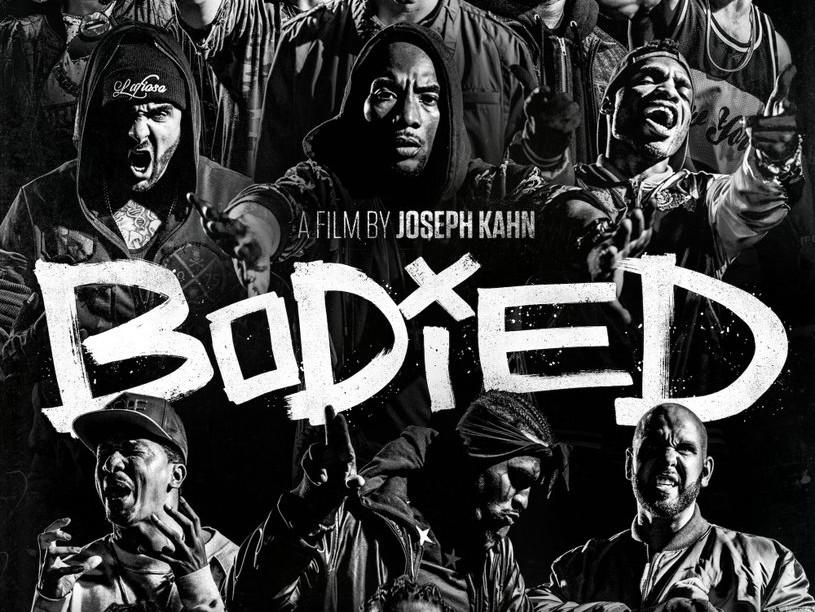 """Ya se estrenó la nueva película de rap """"Bodied"""""""