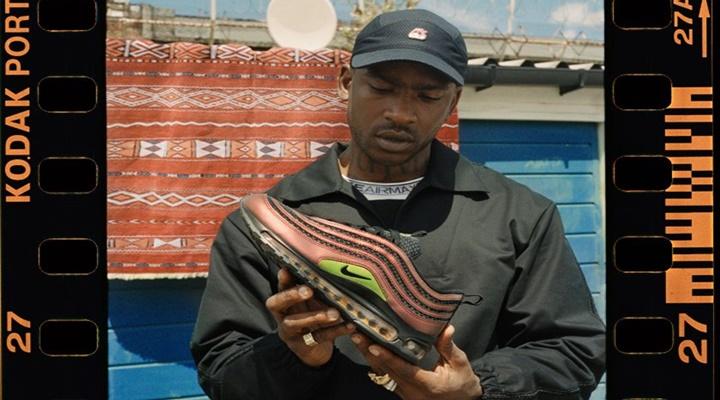 Skepta y Nike sacaron esta tremenda «Nike Air Max 97 SK»