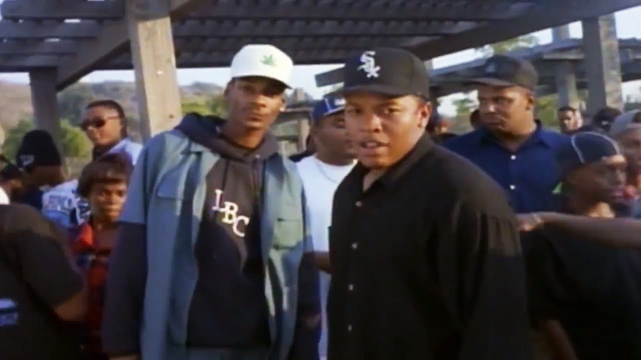 Dr. Dre Ft Snoop Doggy Dogg – Nuthin' But A G Thang