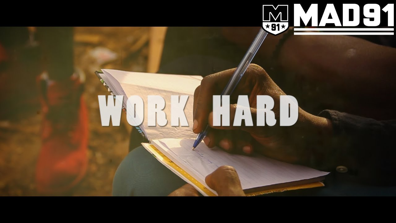 Made in Kibera Ft Donpa, Morodo & Pertxa Ashanti – Work Hard