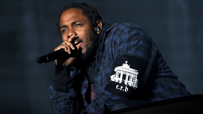 Kendrick Lamar Gira