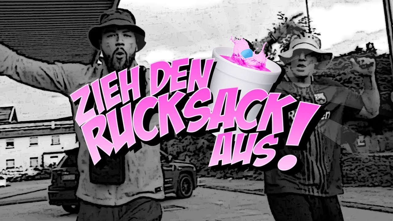Kollegah & Farid Bang – Zieh Den Rucksack Aus