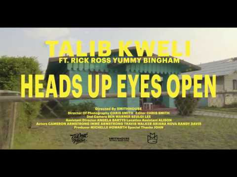 Talib Kweli ft Rick Ross & Yummy Bingham – Heads Up Eyes Open