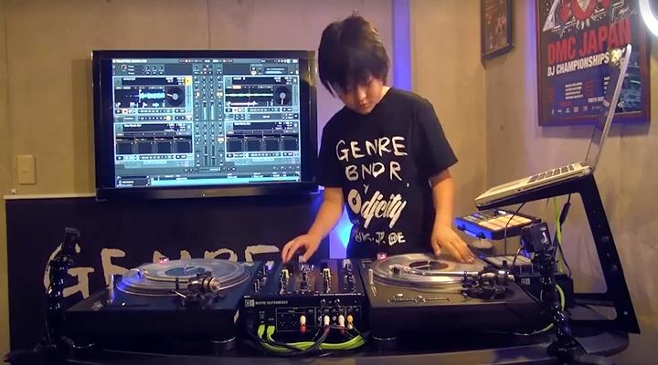 Este niño hizo historia ganando la DMC DJ World Championship