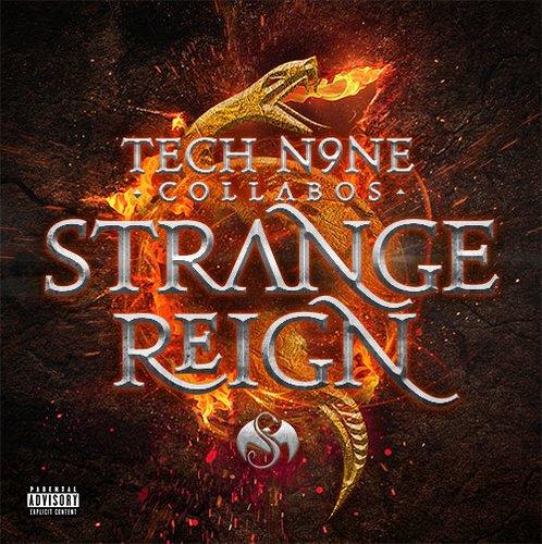 Tech N9ne - Strange Reign