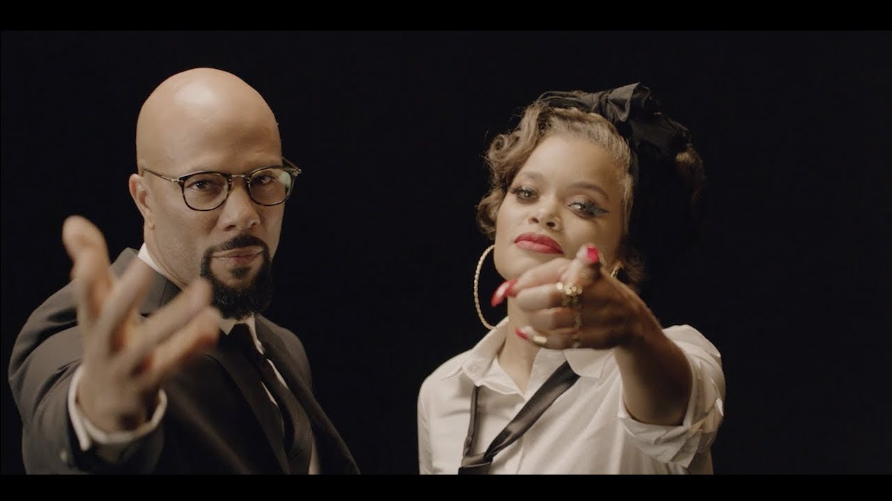 Andra Day Ft Common – Stand Up For Something