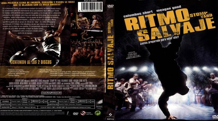 Si queréis ver una película de baile, apuntad «Stomp the Yard: Ritmo Salvaje»