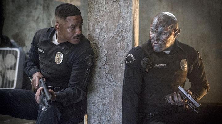 """Atentos al nuevo tráiler de """"Bright"""" con Will Smith como protagonista"""