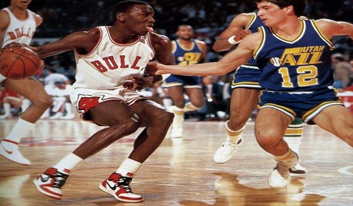"""Subastan unas de las primeras """"Air Jordan"""" del señor Michael Jordan"""