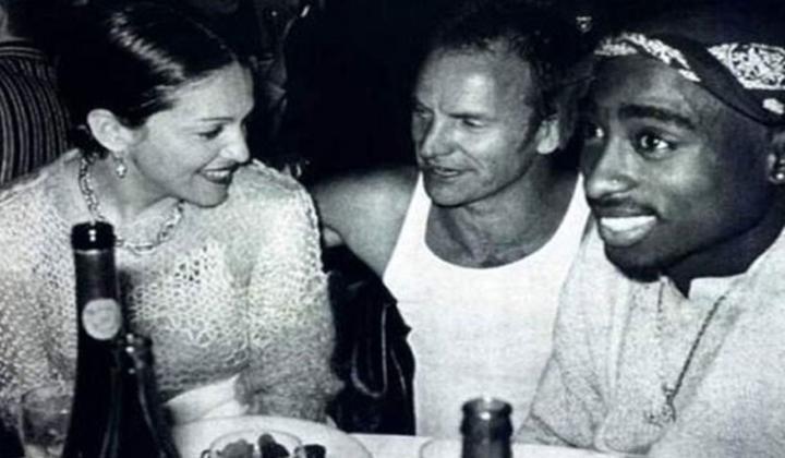 Algunas fotos que quizás nunca habías visto de Tupac