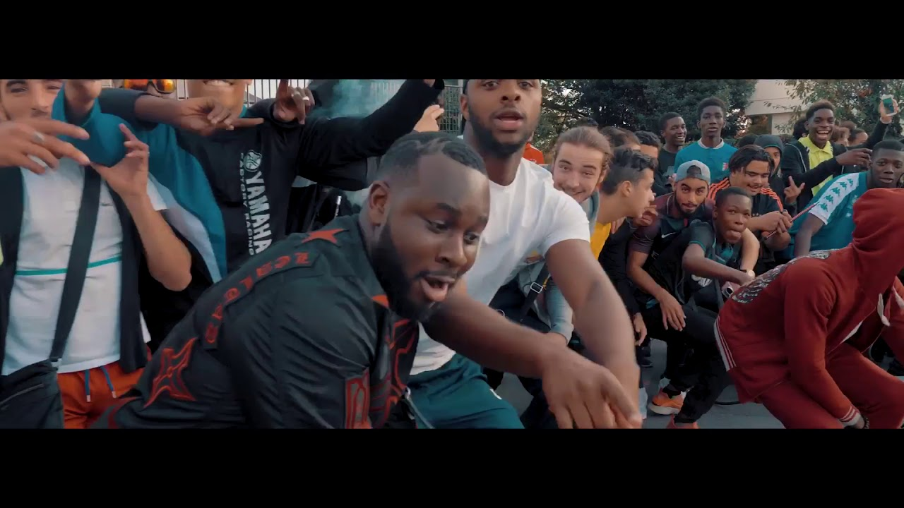 Abou Debeing ft Dadju – C'est pas bon