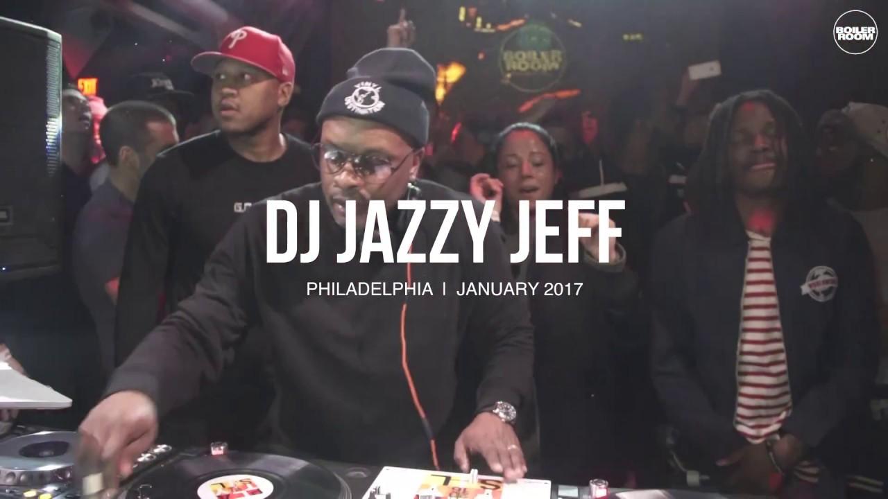DJ Jazzy Jeff – Dj Set