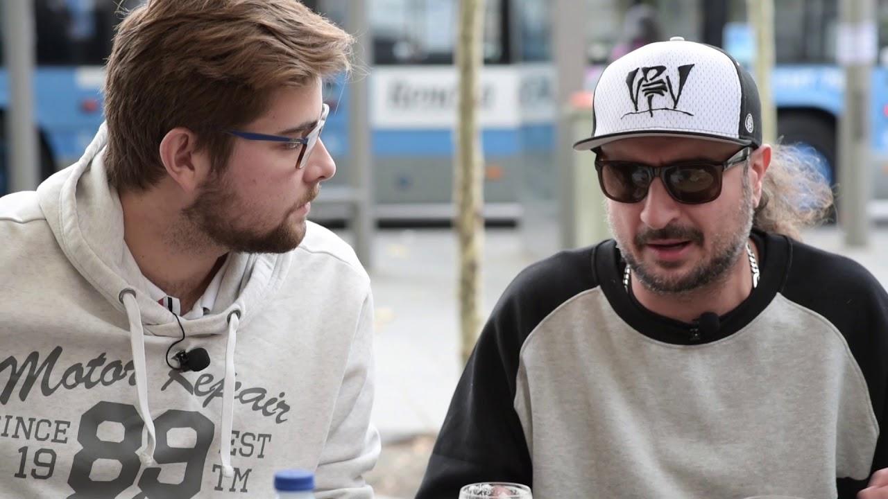 Sho-Hai: «La rivalidad del rap antes era sana, ahora huele a podrido»
