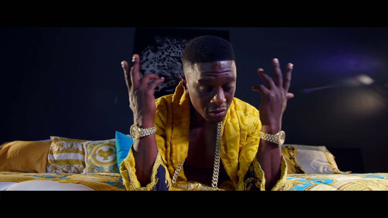 Boosie Badazz ft London Jae – God wants me to ball