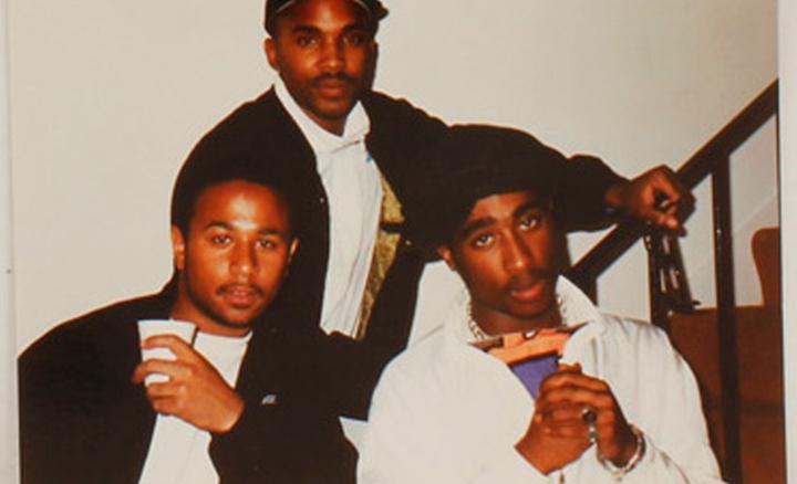 Se sortea una foto de Tupac donde se le ven los genitales