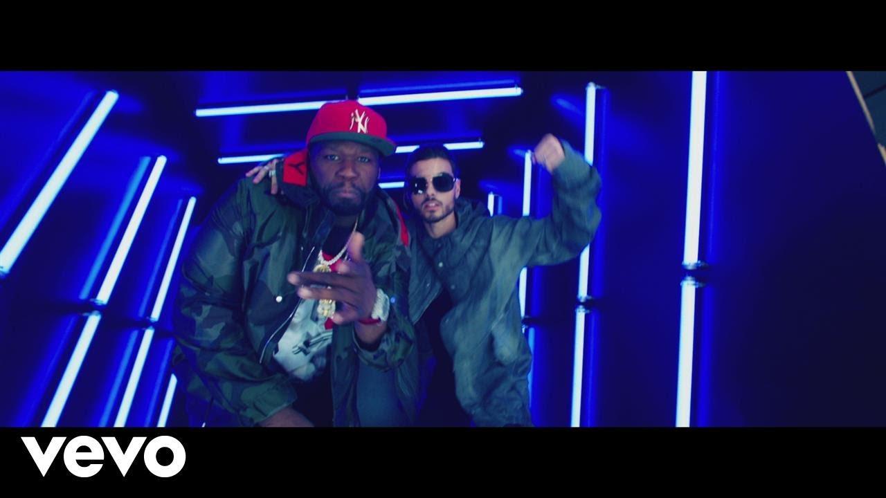 Abraham Mateo Ft 50 Cent & Austin Mahone – Háblame Bajito
