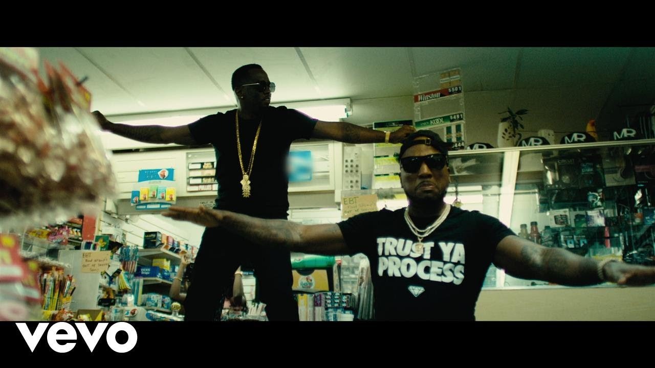 Jeezy Ft Puff Daddy – Bottles Up