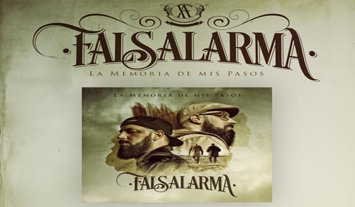 Ya tenemos portada y tracklist del nuevo disco de Falsalarma