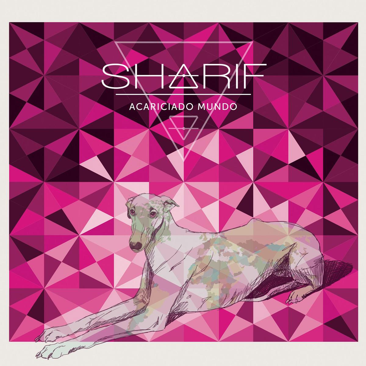"""Escucha el nuevo disco de Sharif """"Acariciado mundo"""""""