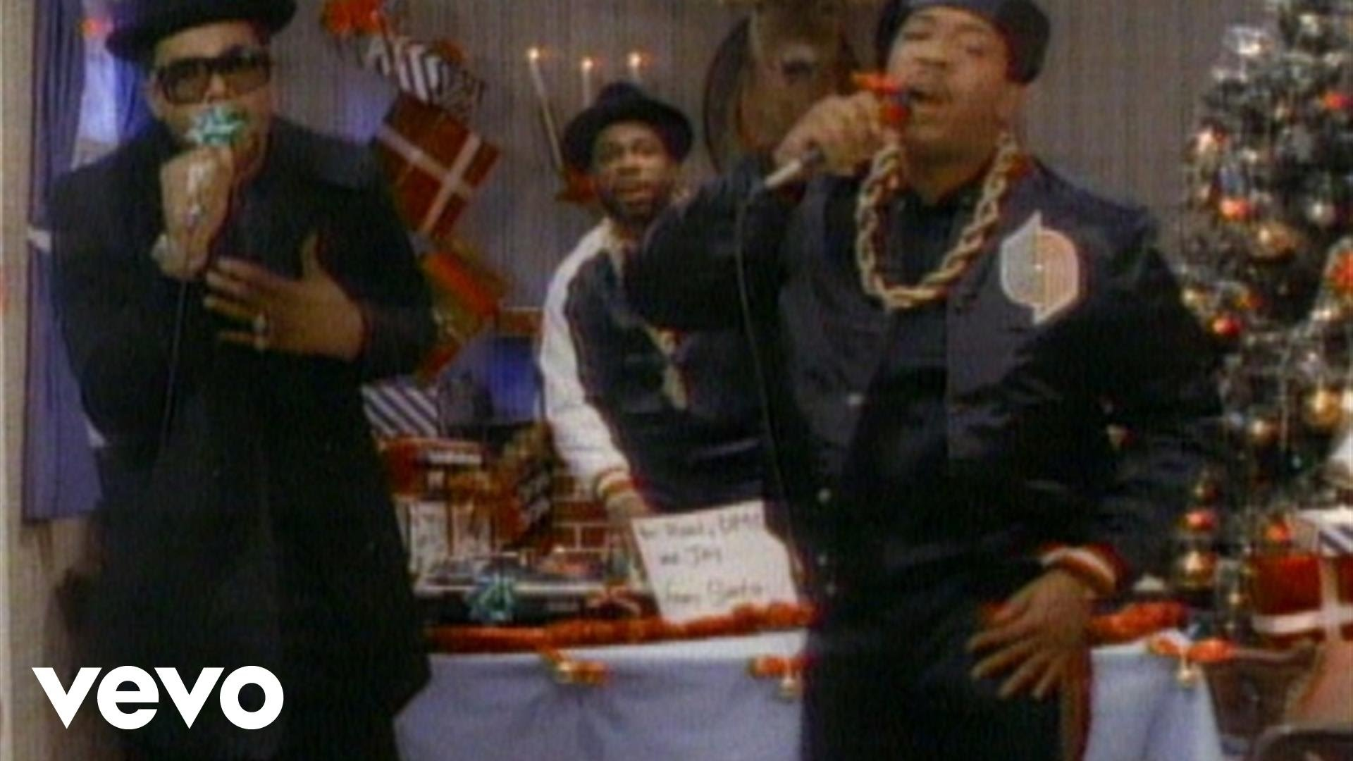 Run Dmc – Christmas In Hollis