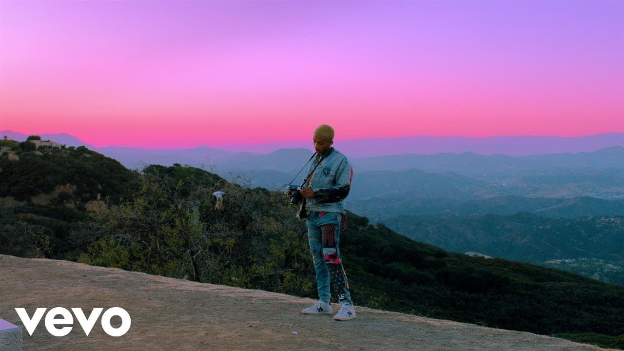 Jaden Smith – George Jeff