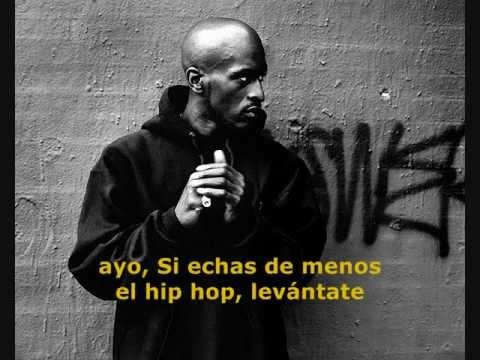 Rakim – Hip Hop (Sub. Español)