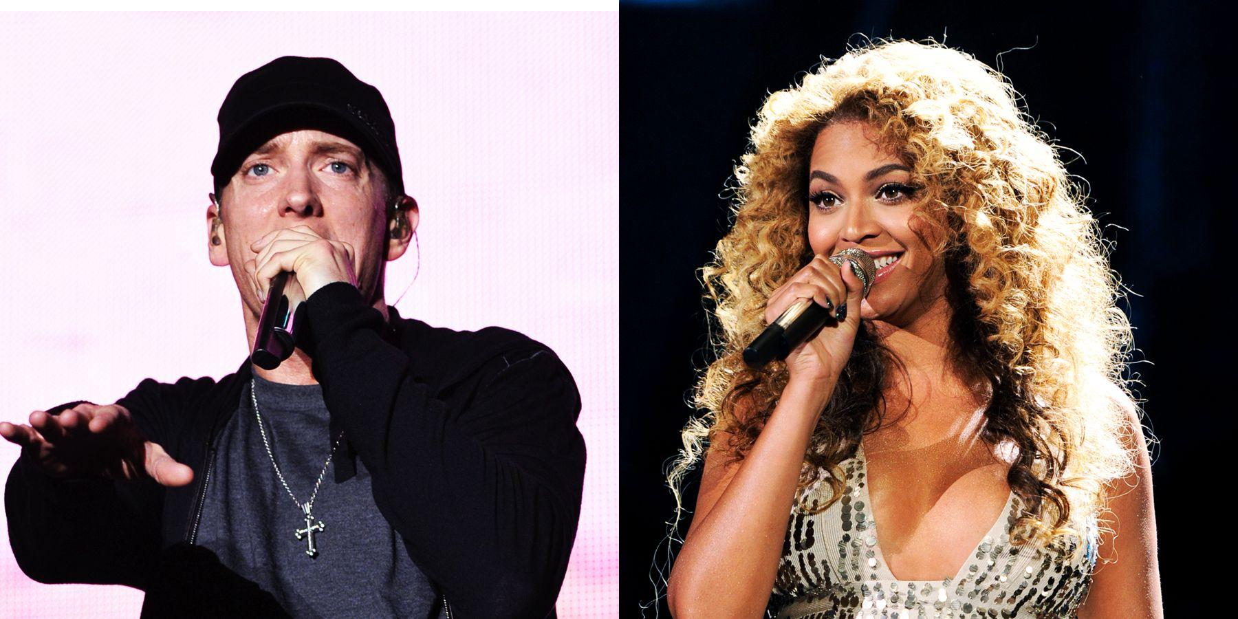 Eminem, Beyoncé y The Weeknd lideran en cartel del festival Coachella 2018