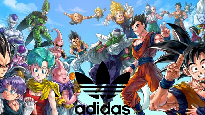 Adidas lanzará unas zapatillas inspiradas en Dragon Ball