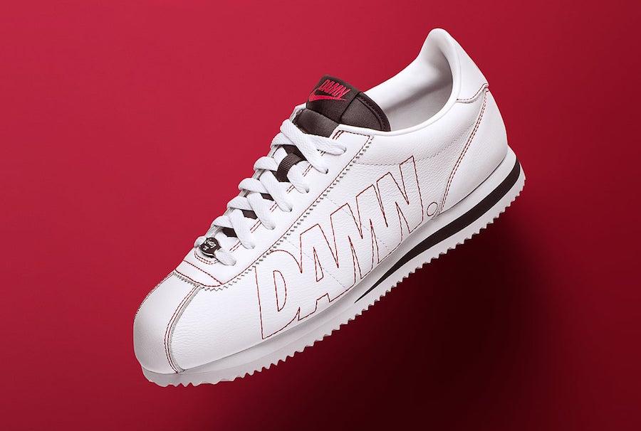 Ya tenemos fecha para comprar las Nike Cortez de Kendrick Lamar