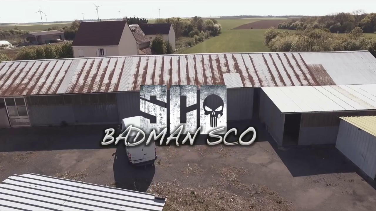 BraSco// «ScoPunisher» – BadManSco S1 Ep2