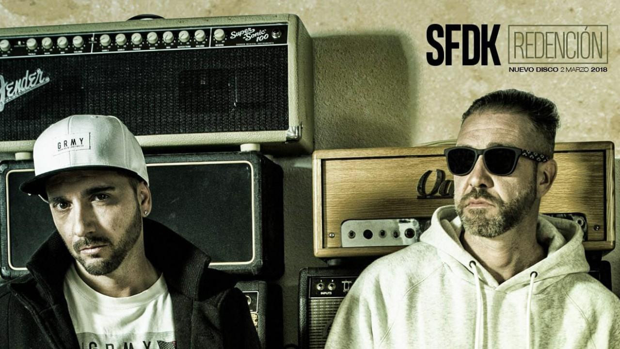 Ya tenemos nombre y fecha de salida para el nuevo disco de SFDK