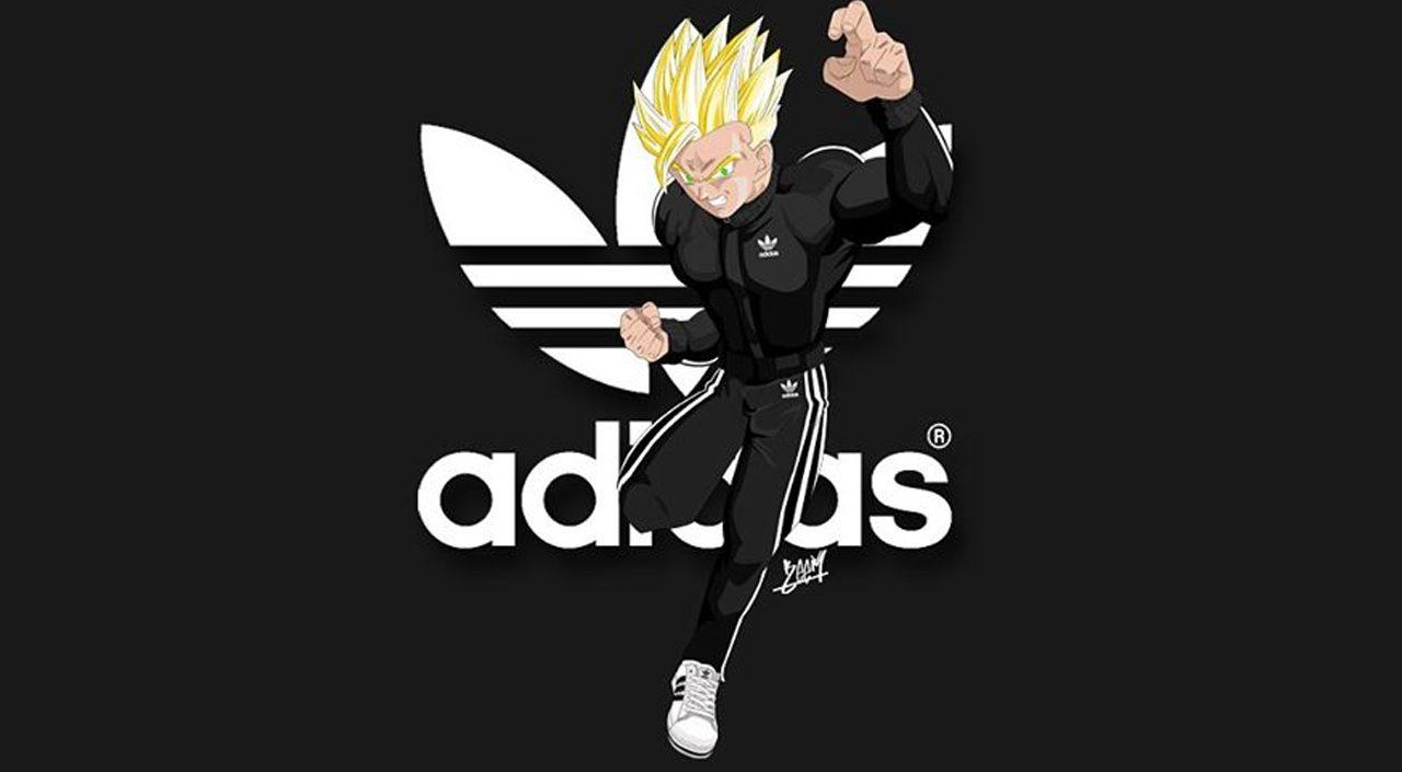 Aquí tenéis nuevos modelos de la colaboración entre Adidas y Dragon Ball