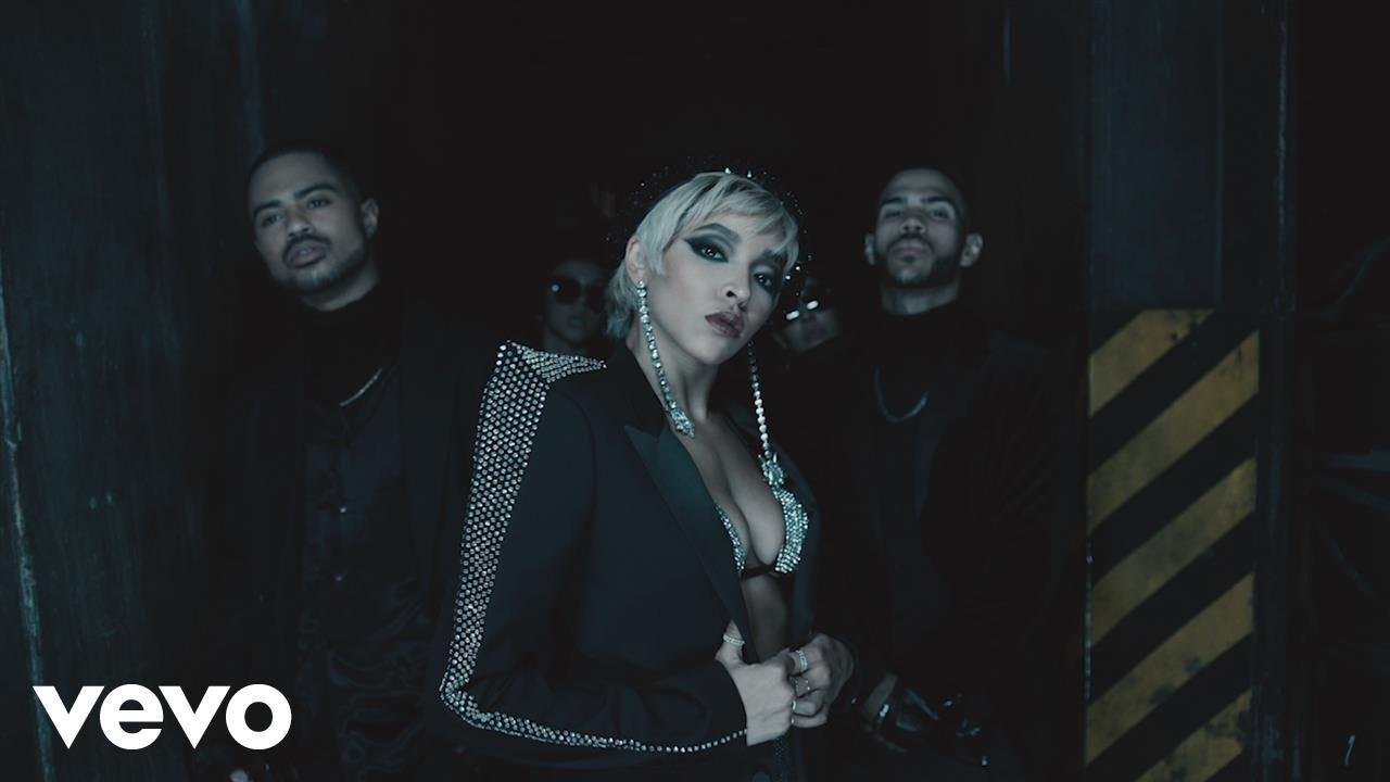 Tinashe Ft Offset – No Drama