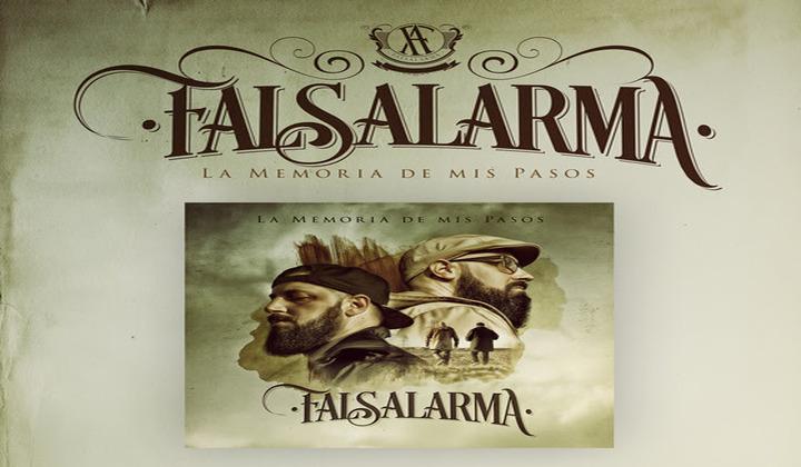 """Hoy es el día de Falsalarma, hoy se publica """"La memoria de mis pasos"""""""