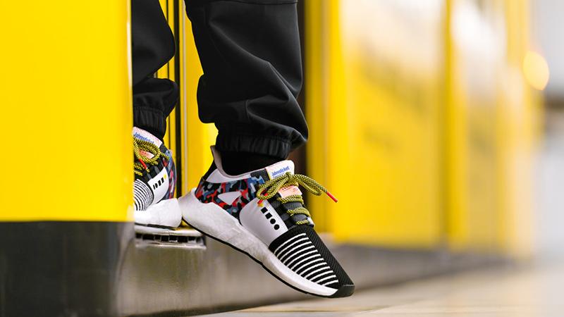 Con estas zapatillas Adidas no tendrás que sacar billete para el metro
