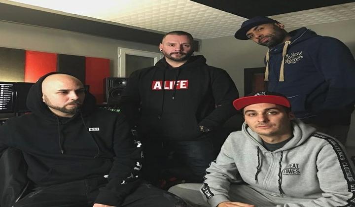 Nace un nuevo grupo de rap español creado por El Chojín, Locus, Ambkor y ZPU