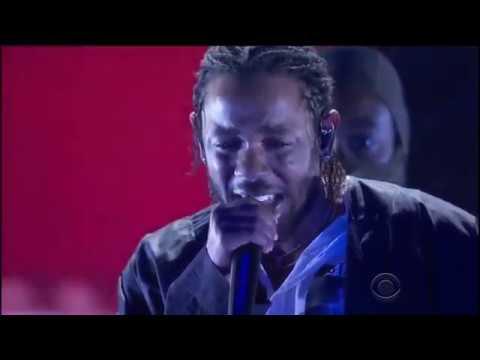 Kendrick Lamar & U2 – Directo Grammy 2018