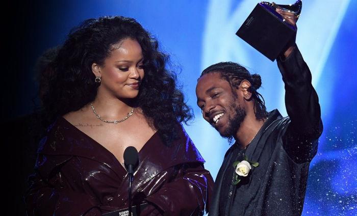 Kendrick Lamar y Residente, los grandes vencedores de los Grammy