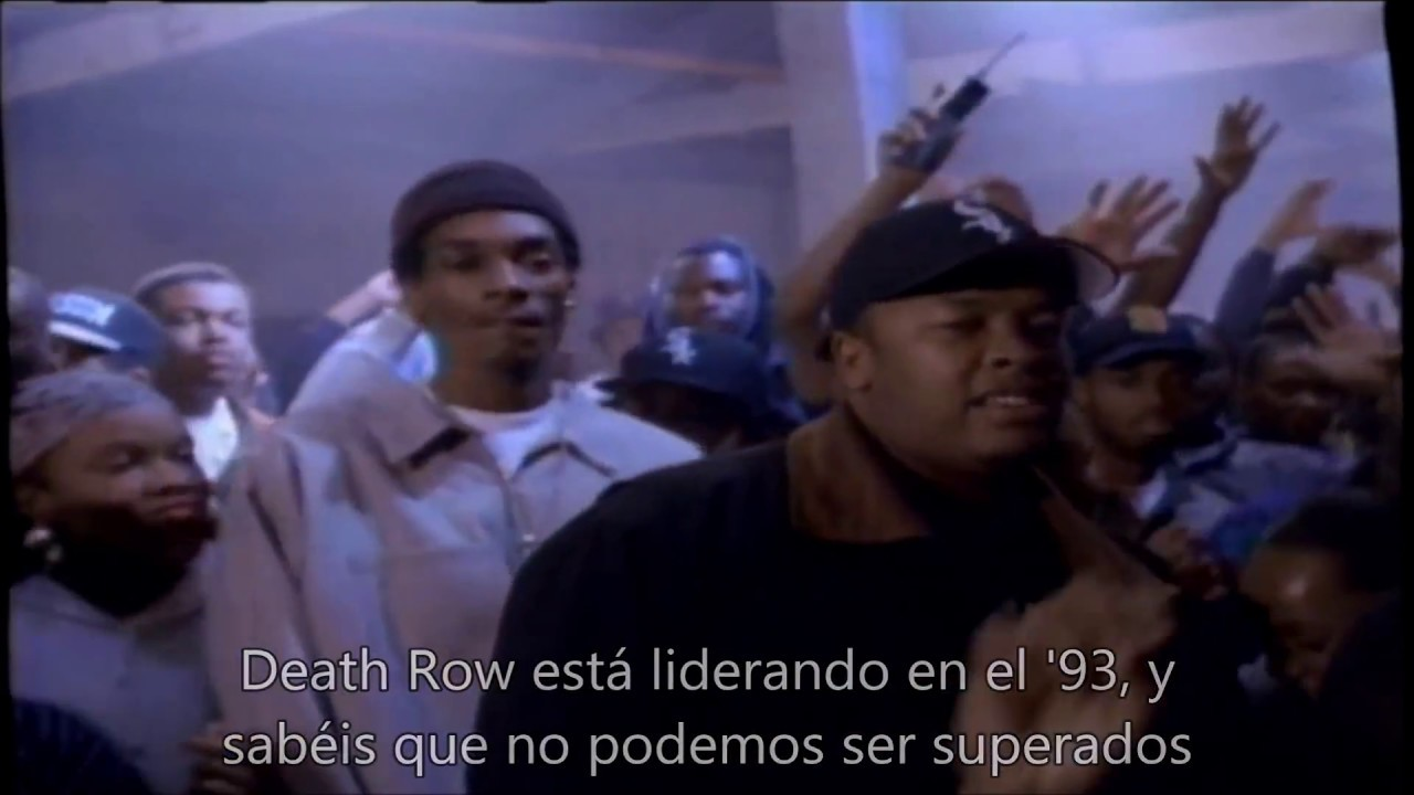 Dr. Dre Ft Snoop Dogg, Ju-L y RBX – Fuckin' Wit Dre Day (Sub. Español)