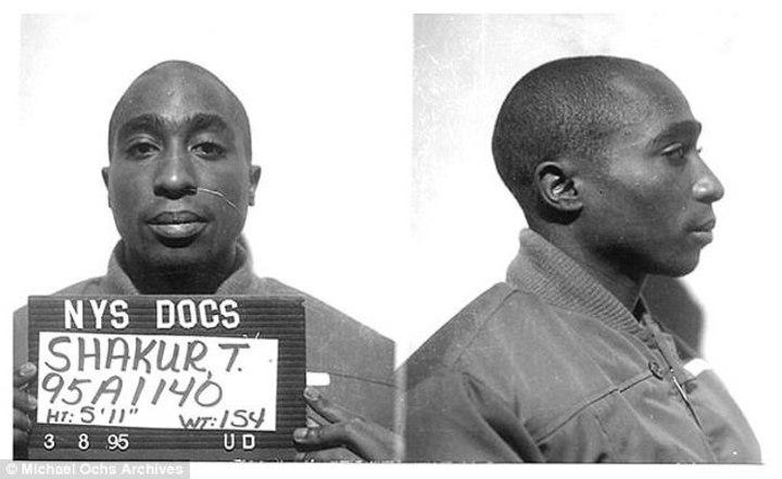 Ayanna Jackson cuenta como Tupac y sus amigos la violaron