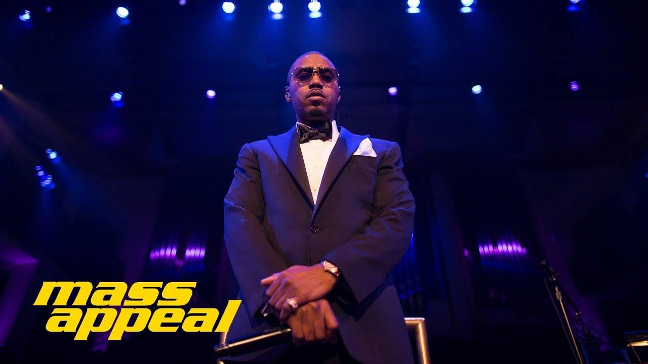Así suena Nas junto a la Orquesta Sinfónica Nacional de EEUU