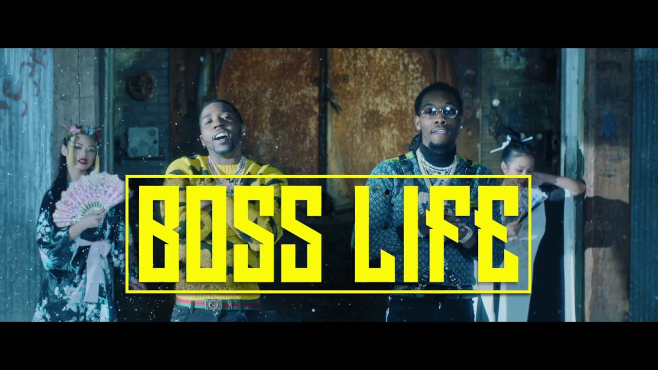 YFN Lucci ft Offset – Boss Life