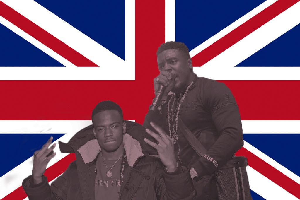 17 raperos británicos que tienes que escuchar ya