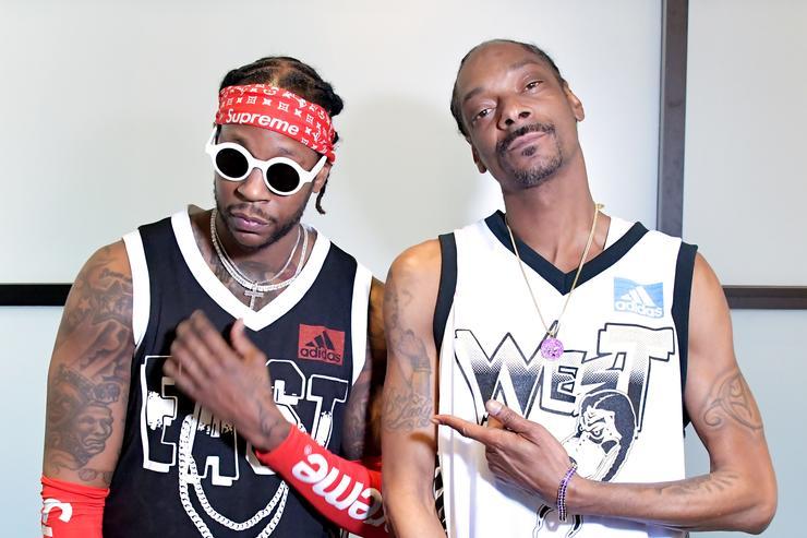 El equipo de Snoop Dogg se llevó la victoria en el partido de basket del Hip Hop