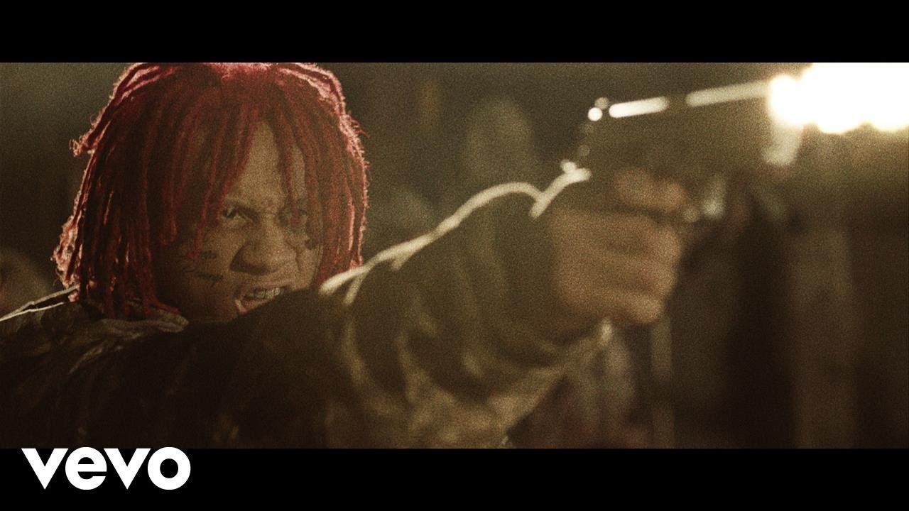 Trippie Redd ft Travis Scott – Dark Knight Dummo