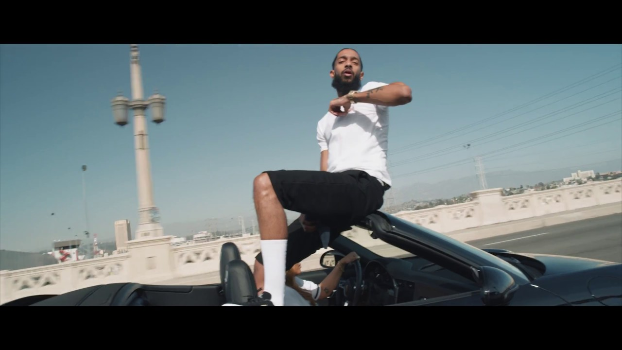 Nipsey Hussle – Hussle and Motivate